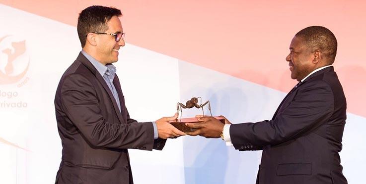 Carlos Morgado distinguished by CTA